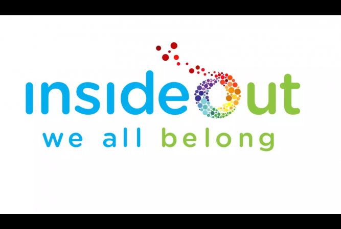 Inside out – We all belong.