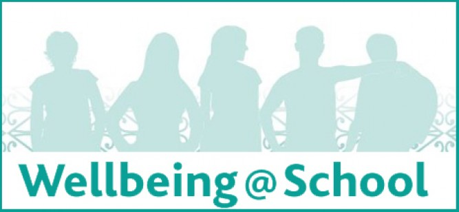 Cover image for Well-being@School toolkit
