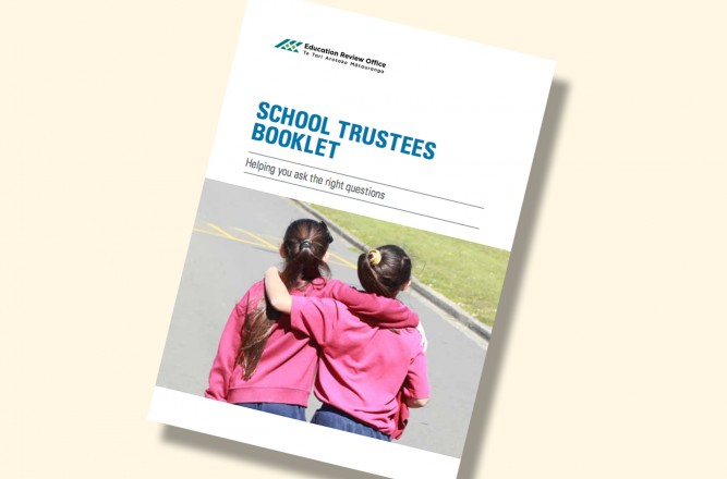 school trustees booklet